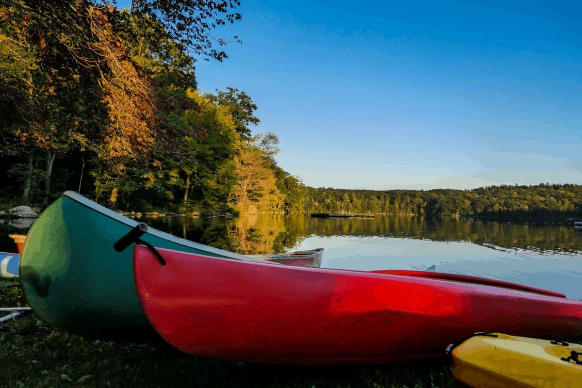 Sensational Kayaking locations in CT