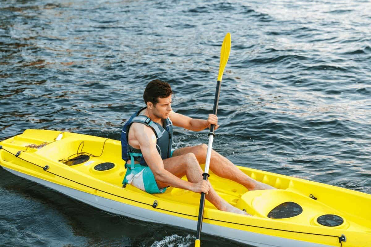 Best Awesome Kayak for Tall Man