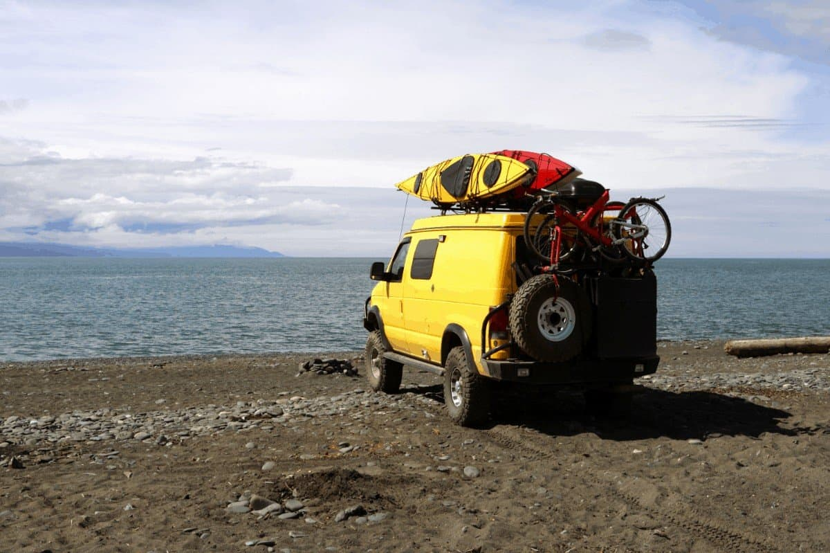 best kayak carrier for two kayaks