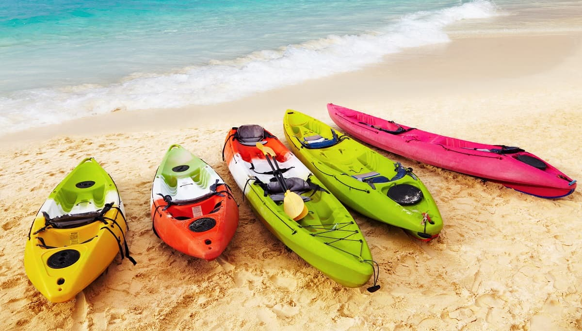 What are Vibe Kayaks Made