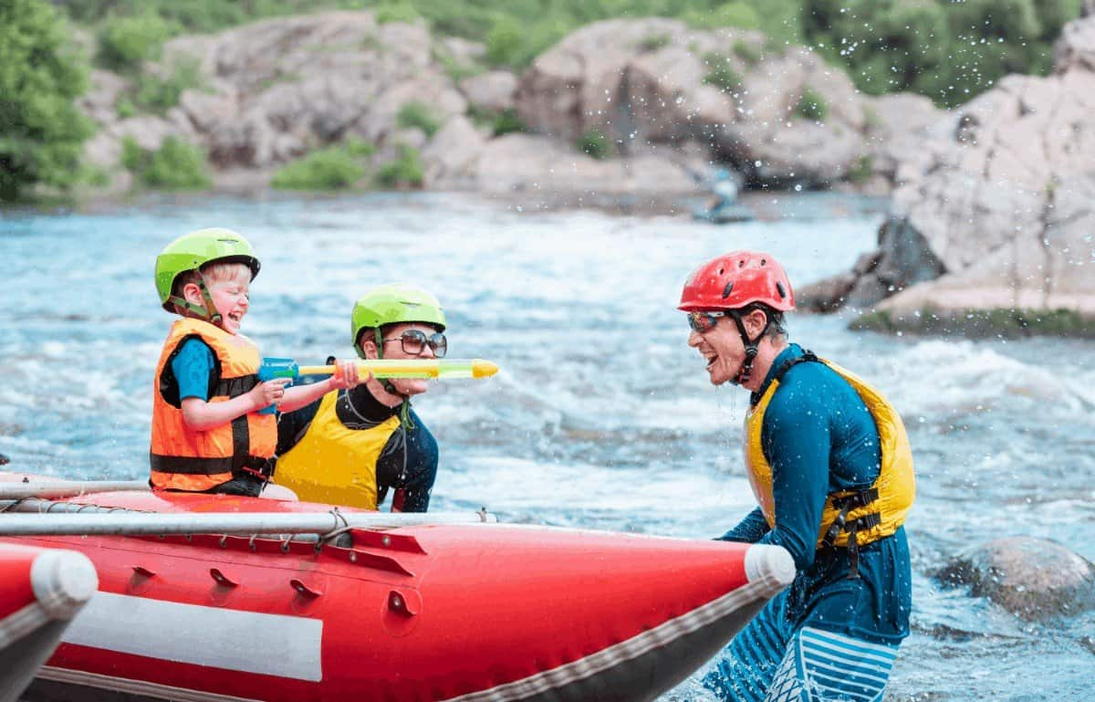 What Should You Do If A PFD Has A Tear In The Outer Fabric