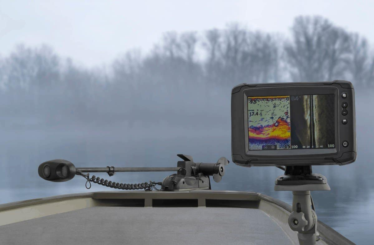 Top Depth Finders For Pontoon Boat