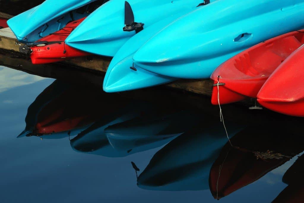 How to Store a Kayak in the Garage