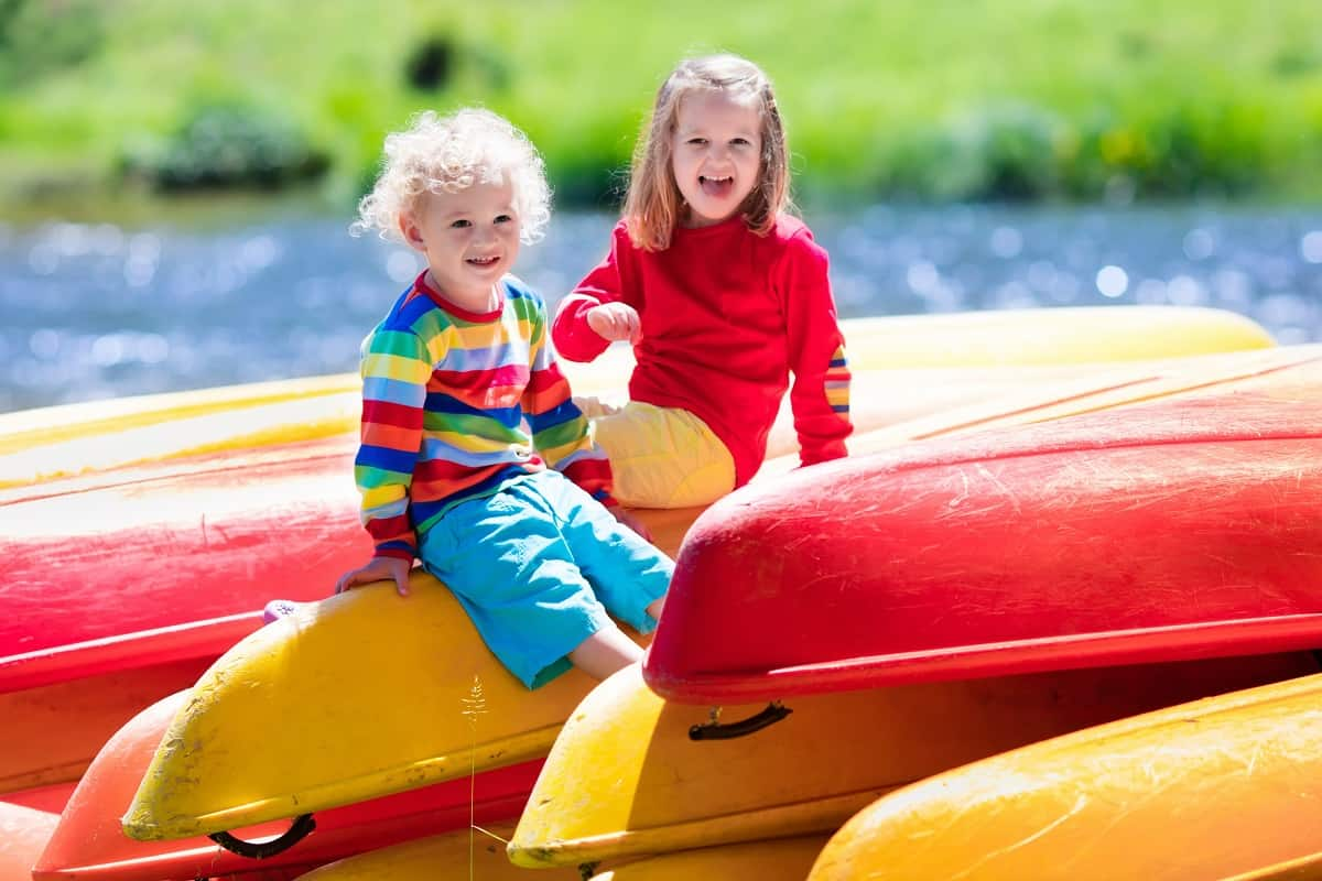 Best Children's Kayak For Sale